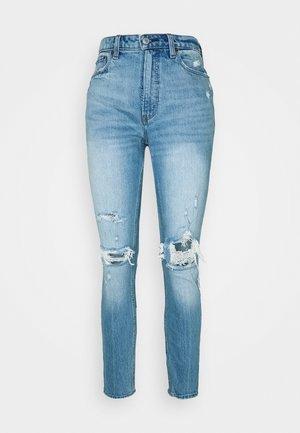 KNEE CURVE LOVE  - Jeans Skinny Fit - blue denim