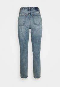Abercrombie & Fitch - Jeans slim fit - medium destroy - 1