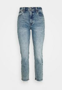 Abercrombie & Fitch - Jeans slim fit - medium destroy - 0