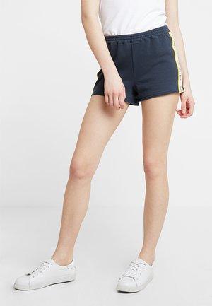LOGO  - Shorts - navy