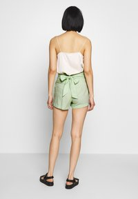 Abercrombie & Fitch - NEWNESS WEBEX - Shorts - green - 0
