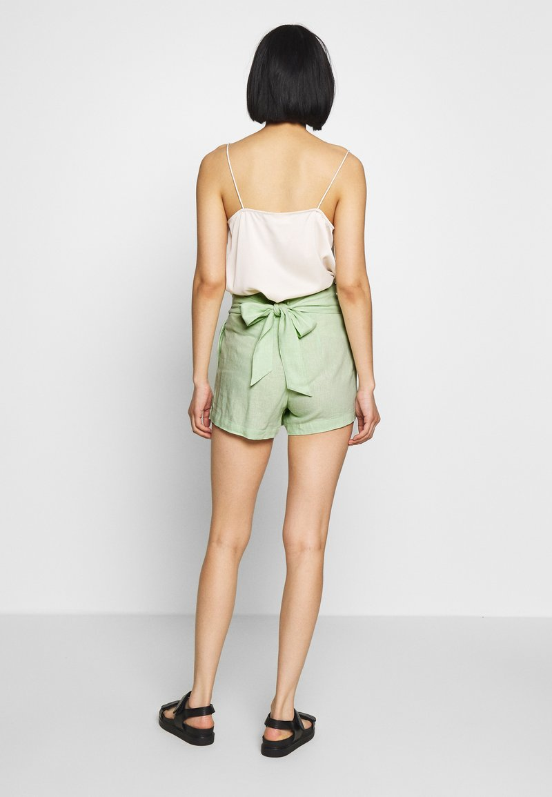 Abercrombie & Fitch - NEWNESS WEBEX - Shorts - green
