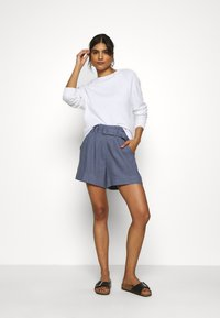 Abercrombie & Fitch - LONG INSEAM - Shorts - grisalle - 1