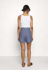 Abercrombie & Fitch - LONG INSEAM - Shorts - grisalle - 2