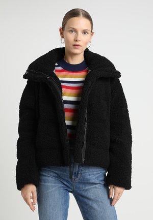 PUFFER COAT - Chaqueta de invierno - black