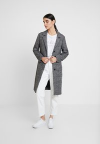 Abercrombie & Fitch - DAD COAT - Cappotto classico - grey - 1