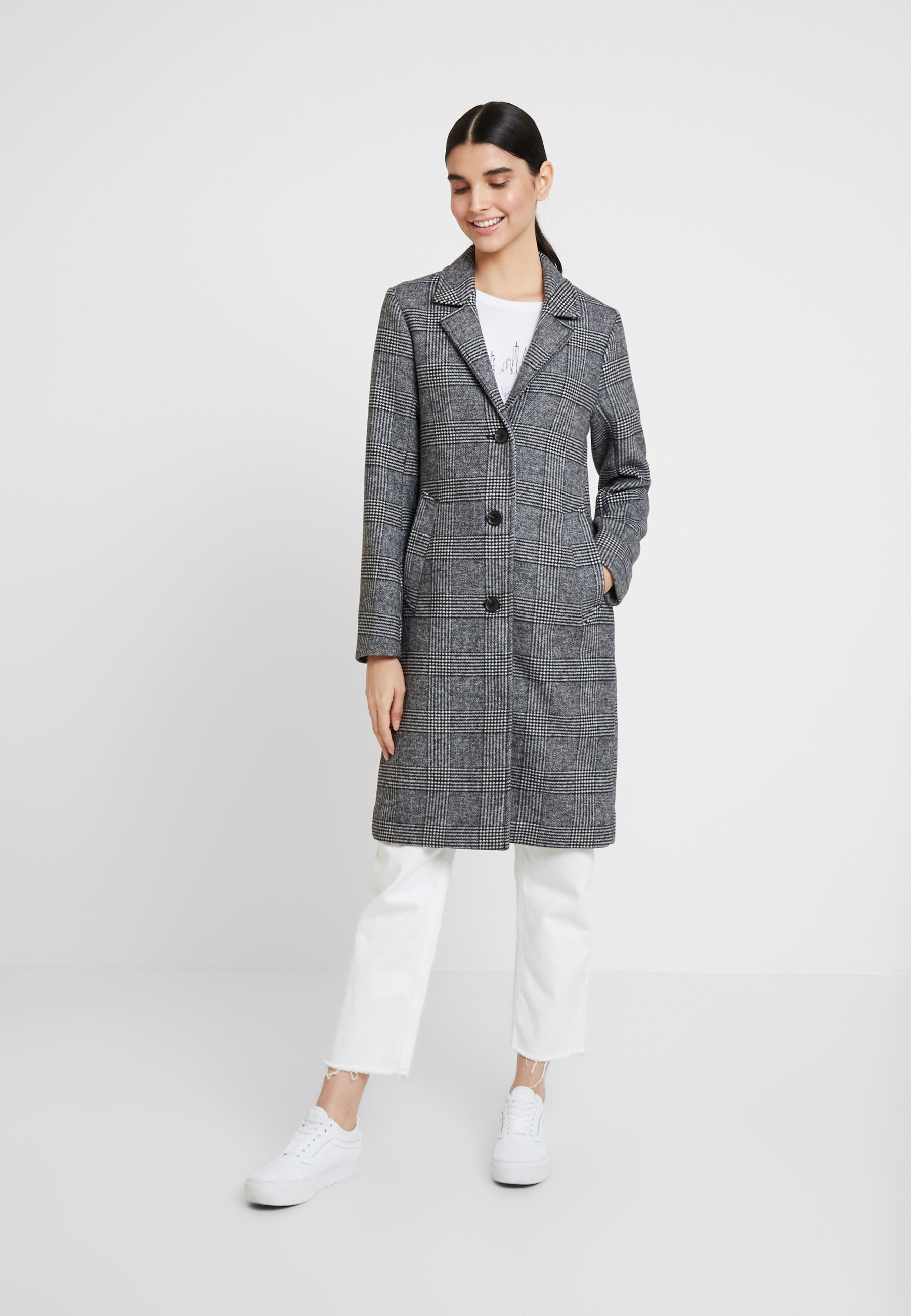 Fitch Grey CoatCappotto Dad Abercrombieamp; Classico hCtsrdQx