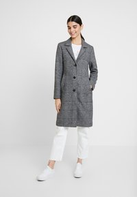 Abercrombie & Fitch - DAD COAT - Cappotto classico - grey - 0