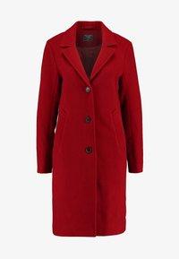 Abercrombie & Fitch - DAD COAT - Classic coat - red - 4