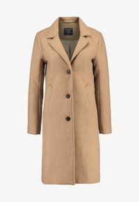 Abercrombie & Fitch - DAD COAT - Cappotto classico - brown plaid - 4