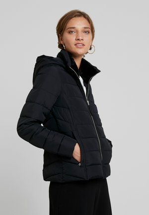 LIGHTWEIGHT PUFFER - Lehká bunda - black