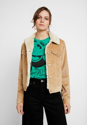 GIRLFRIEND JACKET - Winterjacke - brown
