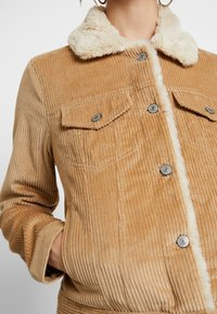 Abercrombie & Fitch - GIRLFRIEND JACKET - Winterjas - brown - 5