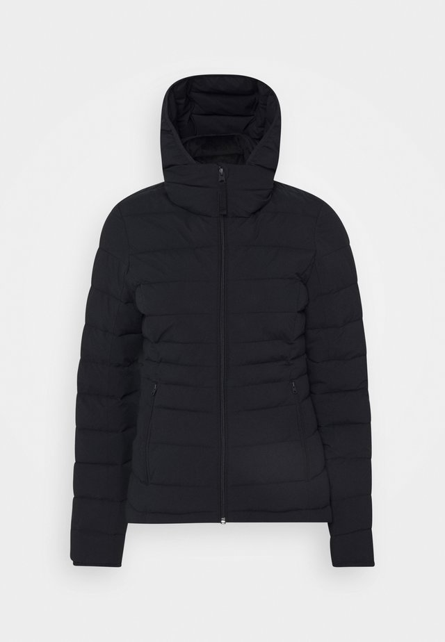 PACKABLE PUFFER POLY - Jas - black