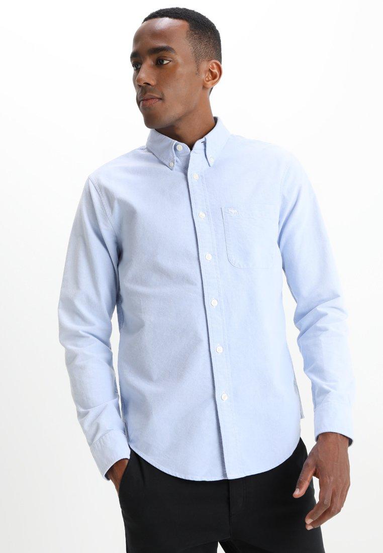 Abercrombie & Fitch - ICON OXFORD SHIRT - Koszula - blue