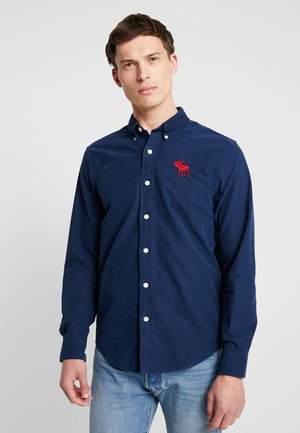 EXPLODED ICON OXFORD - Chemise - navy