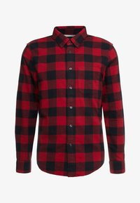 Abercrombie & Fitch - CHECK  - Koszula - red - 5