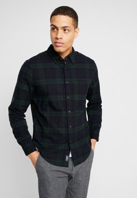 Abercrombie & Fitch - Overhemd - black - 0