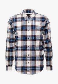 Abercrombie & Fitch - ICON TARTAN PLAID  - Camicia - cream plaid - 3