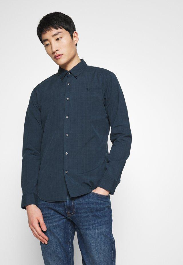ICON SUPER SLIM  - Shirt - navy