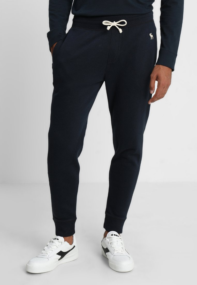Abercrombie & Fitch - CORE ESSENTIAL - Trainingsbroek - navy
