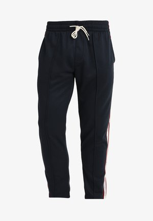 TRACK TAPER - Tracksuit bottoms - navy