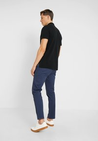 Abercrombie & Fitch - SKINNY - Chinot - navy - 2