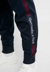 Abercrombie & Fitch - TRICOT TONAL JOGGER - Spodnie treningowe - sky captain - 4