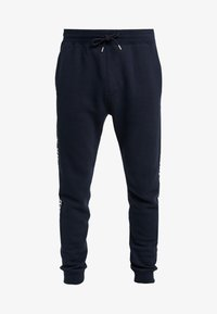 Abercrombie & Fitch - ICON JOGGER - Tracksuit bottoms - navy/sky captain - 3