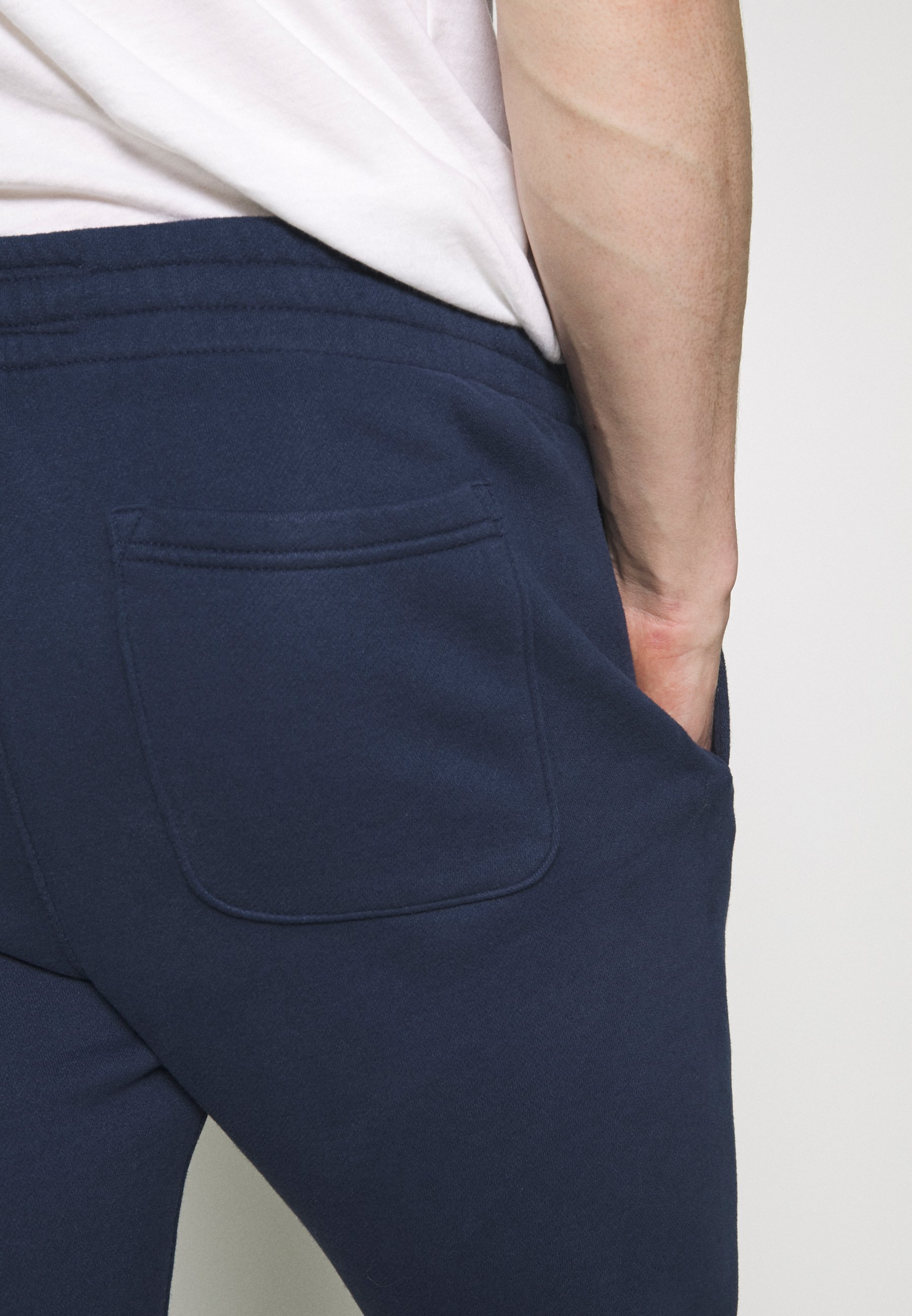 Abercrombie & Fitch Technique Logo - Pantaloni Sportivi Navy 3CCCvEm