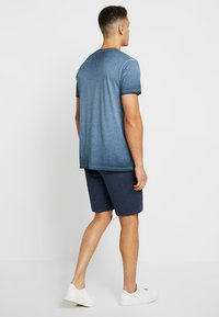 Abercrombie & Fitch - IN NEUTRALS - Shorts - navy - 2