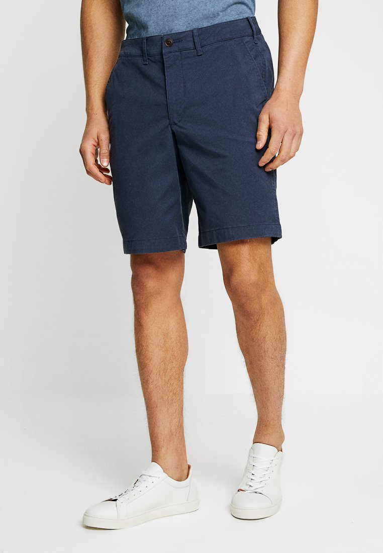 Abercrombie & Fitch - IN NEUTRALS - Short - navy
