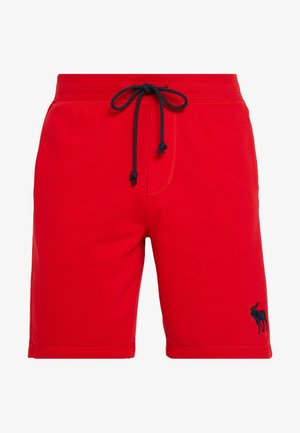 EXPLODED ICON LOGO - Jogginghose - red