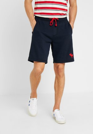 EXPLODED ICON LOGO - Joggebukse - navy