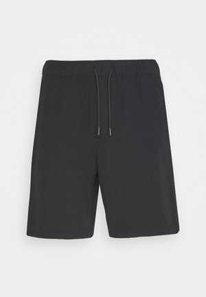 DRAPEY PULL ON - Shorts - casual black