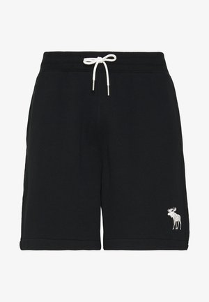 EXPLODED ICON - Pantalones deportivos - black