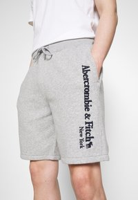 Abercrombie & Fitch - Shorts - grey - 4