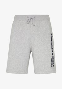 Abercrombie & Fitch - Shorts - grey - 3