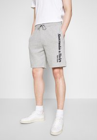Abercrombie & Fitch - Shorts - grey - 0