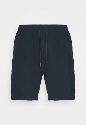 DRAPEY PULL ON - Shorts - navy