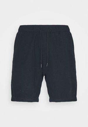 DRAPEY PULL ON - Shorts - navy