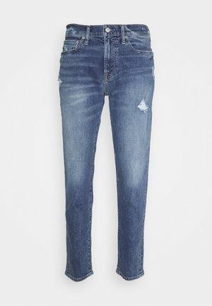 SLIM TAPER MED MIN  - Jeans Tapered Fit - blue