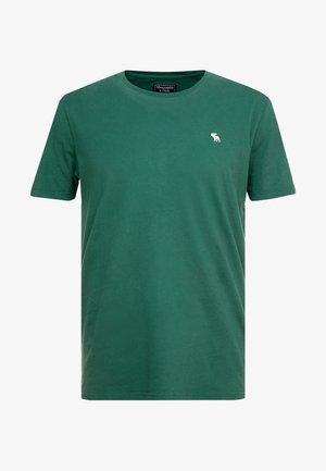 POP ICON CREW - T-paita - pine green