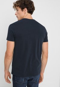 Abercrombie & Fitch - EXPLODED POP ICON  - T-paita - navy - 2