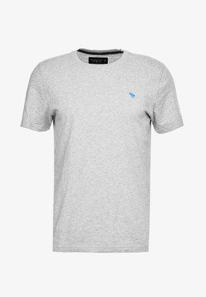 POP ICON CREW  - Jednoduché triko - grey