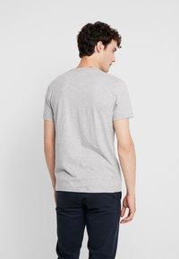 Abercrombie & Fitch - POP ICON CREW  - T-shirt basic - grey - 2