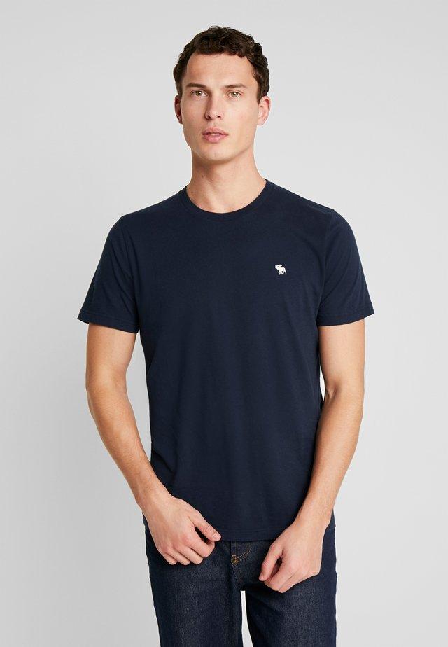 POP ICON CREW  - T-shirt basic - dark navy