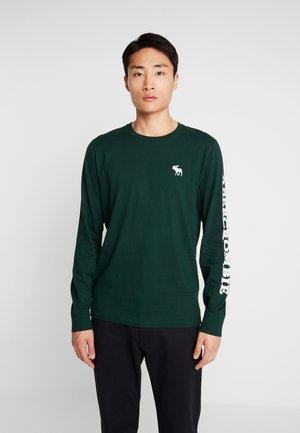 TECH - Long sleeved top - green