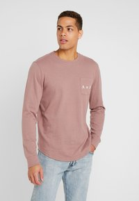 Abercrombie & Fitch - Longsleeve - rose - 0