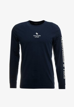 HOLIDAY PLAITED UPDATE  - T-shirt à manches longues - navy